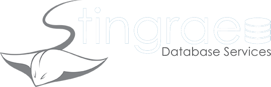 stingrae database services logo